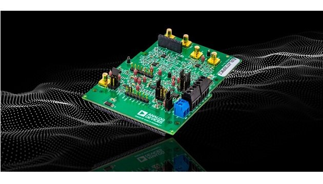 All new analog-to-digital converter introduced for dual, simultaneous sampling